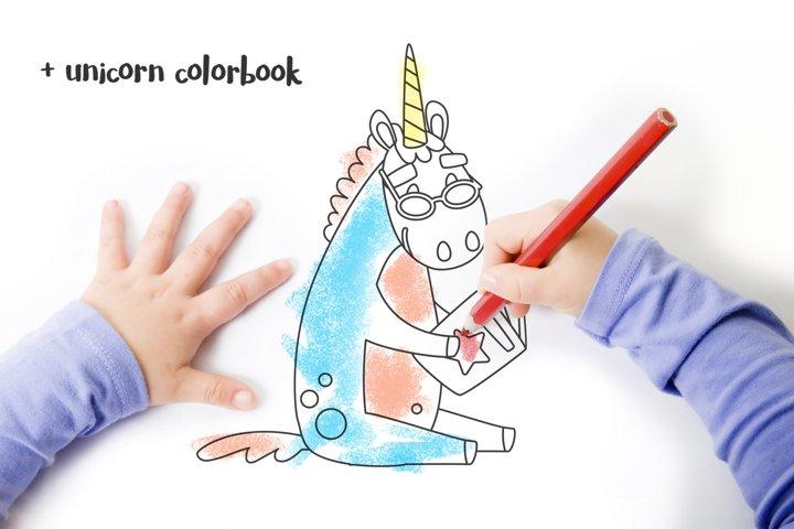 Emotional Unicorn Set example 6