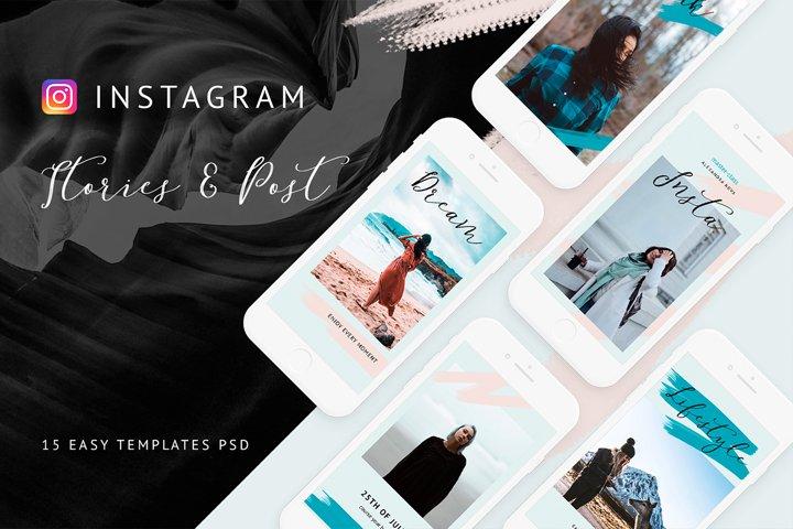 Lifestyle - Instagram Post & Stories