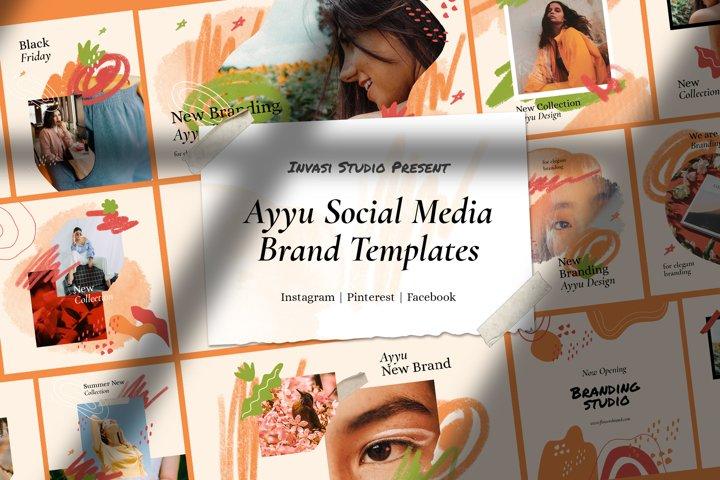 Ayyu-Social Media Brand Templates
