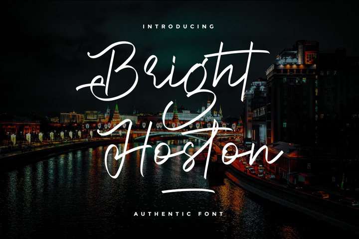 Bright Hoston