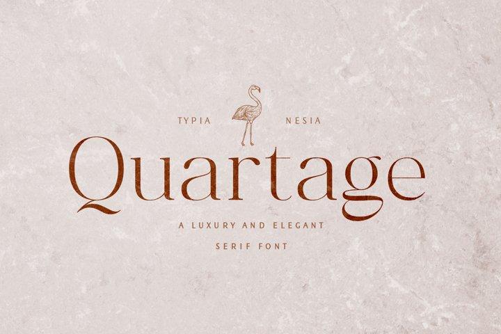 Quartage