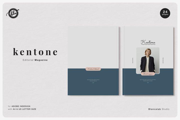 KENTONE Editorial Magazine