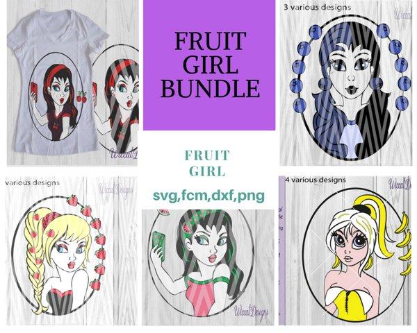 Download Vintage Girls Wiccatdesigns Design Bundles