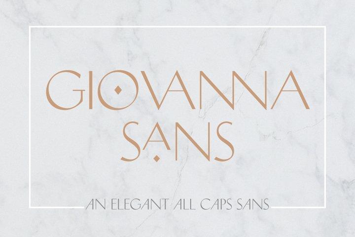 Giovanna Sans