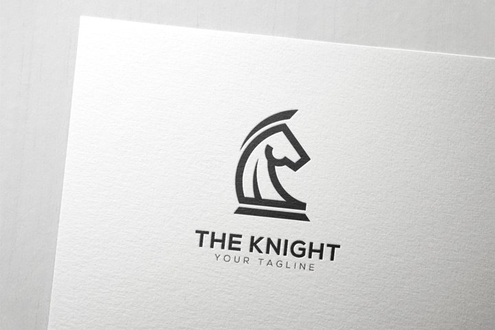 The Knight Logo