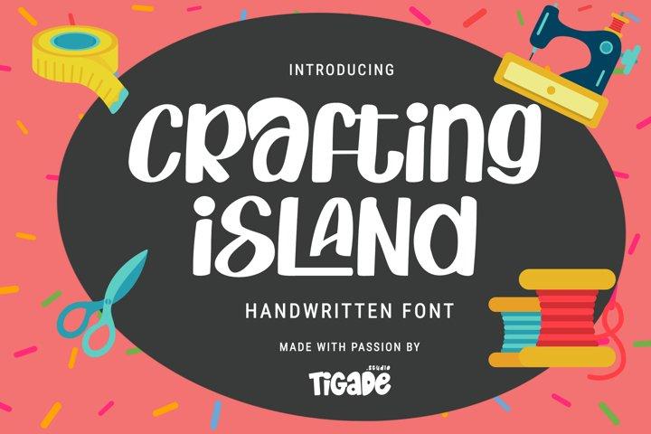 Crafting Island