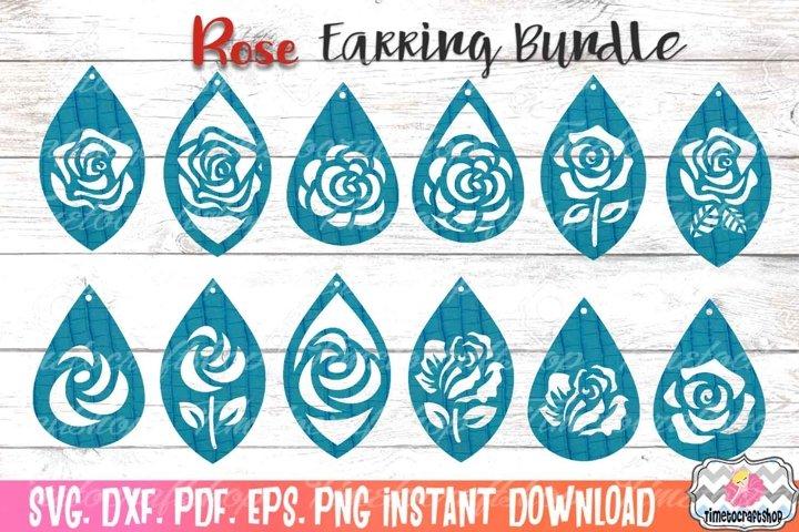 Rose Earring Bundle