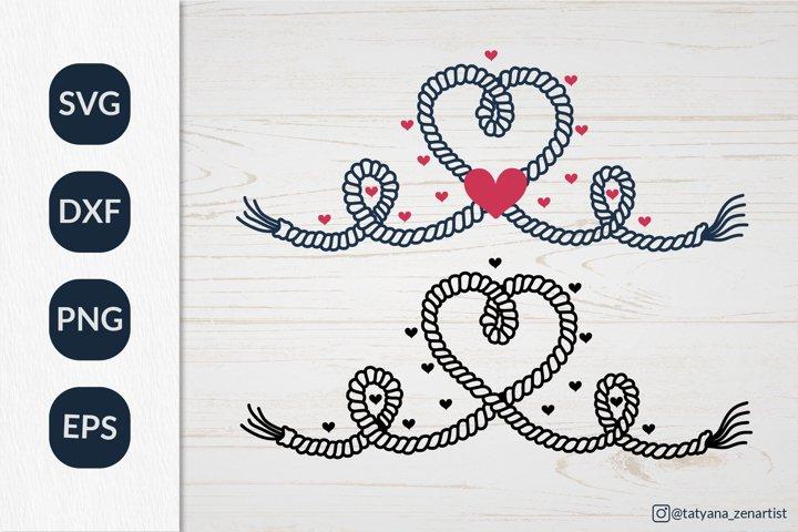 Valentines SVG file for cricut, Valentines Heart frame SVG