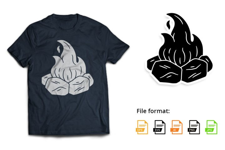 Bonfire solid