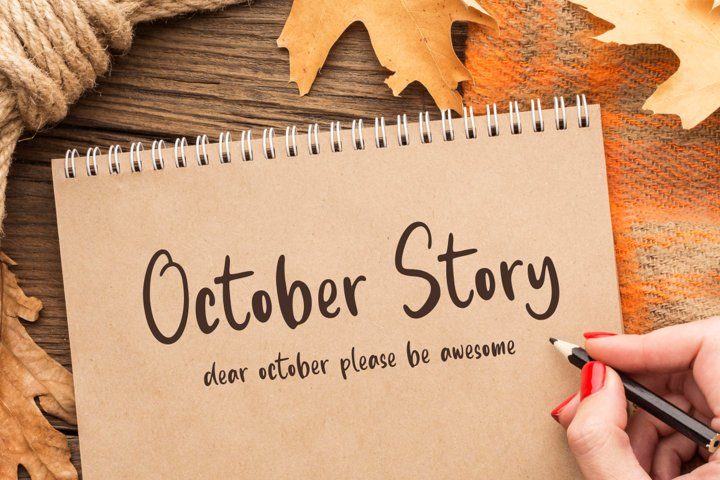 October Story
