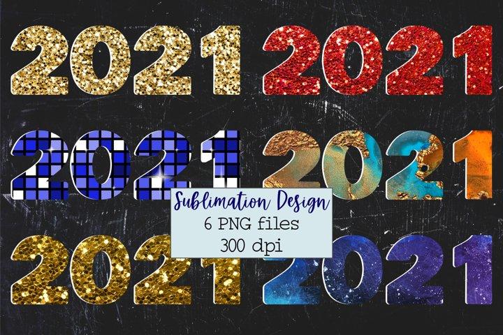 2021 Sublimation design