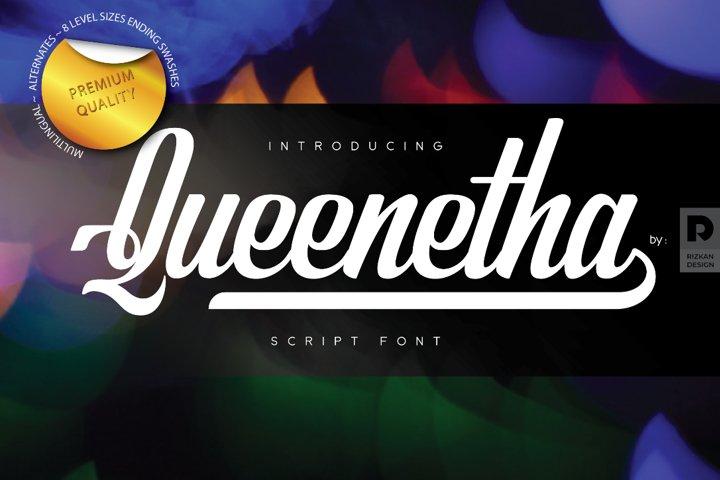Queenetha