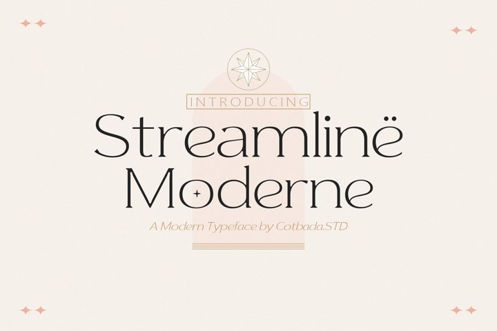 Streamline Moderne