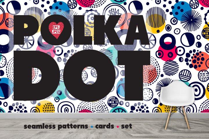 Love polka dots!