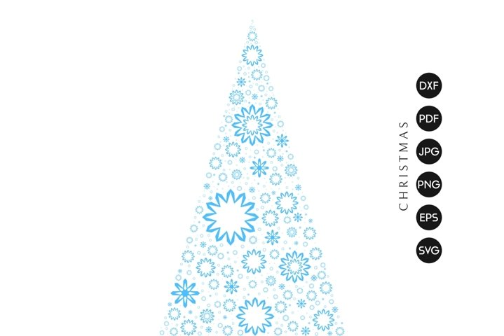 Christmas Tree SVG