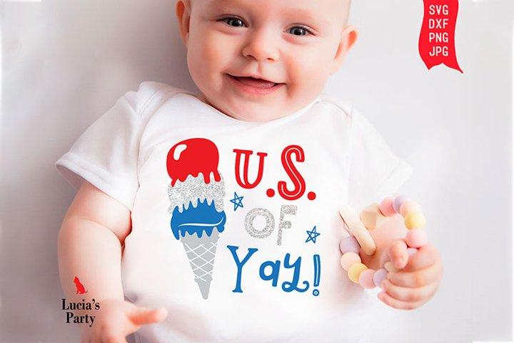 US OF YAH! SVG DXF PNG JPG