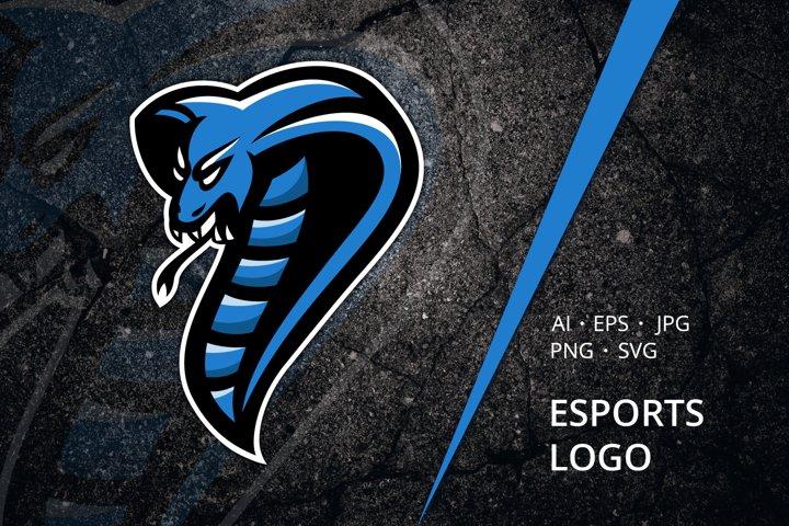 Cobra Esports Logo Template