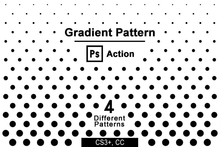 Gradient Pattern Action