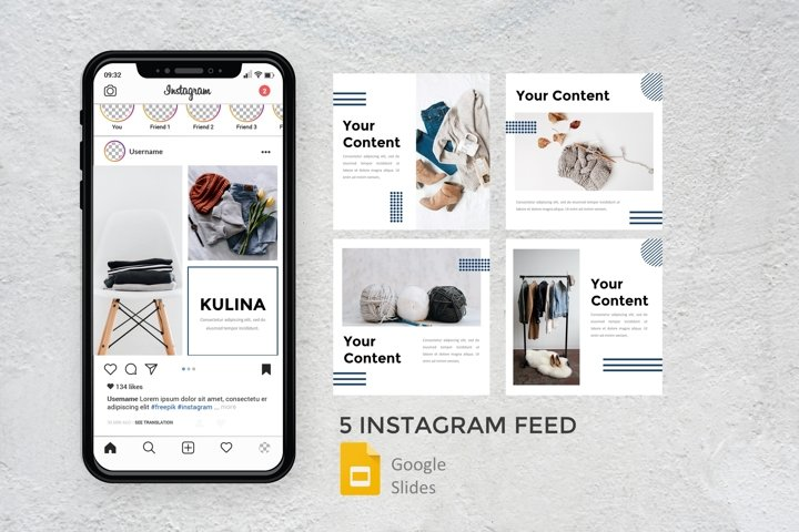 Instagram Feed - Kulina