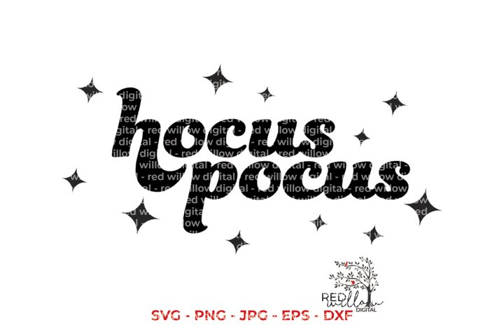 Halloween SVG, Hocus Pocus