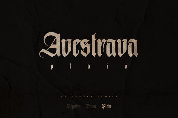 Avestrava Plain