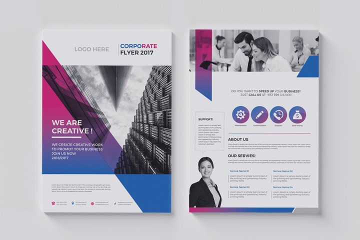 Business Flyer 08