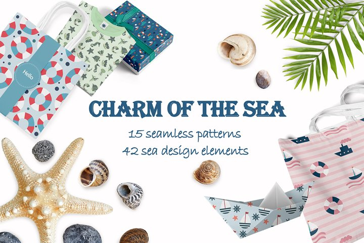 Charm of the Sea