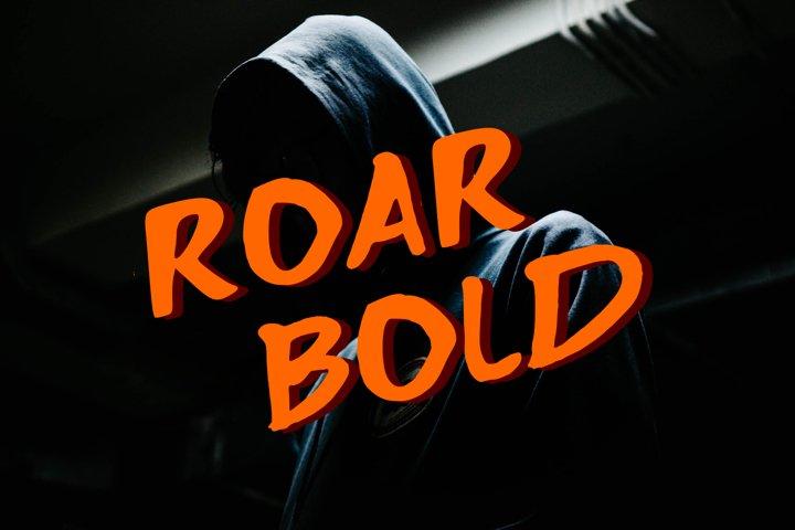 Roar Bold