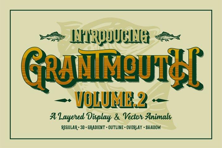 Grantmouth Vol.2 Extras