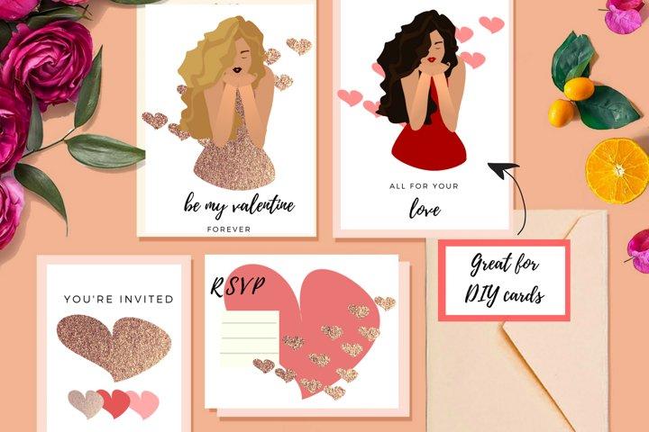 Valentine Crush Clip Art