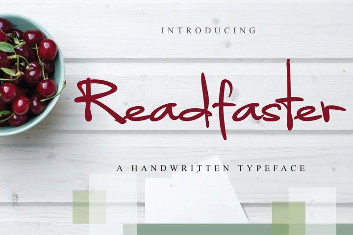 Readfaster