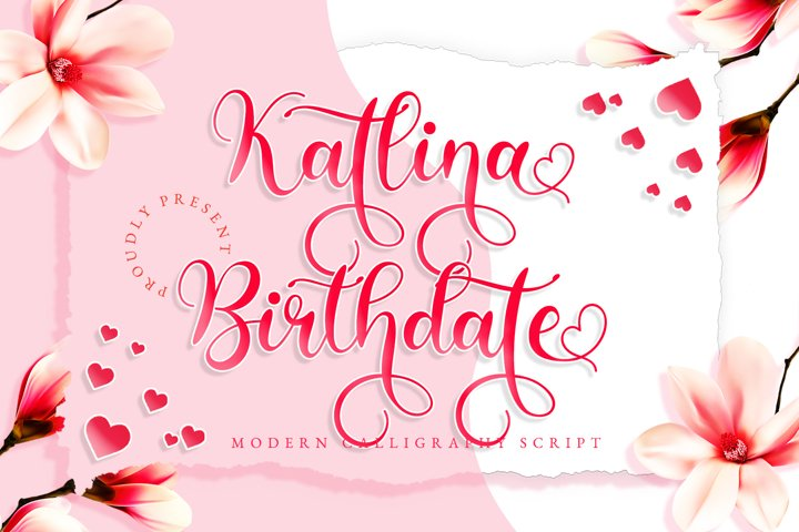 Katlina Birthdate