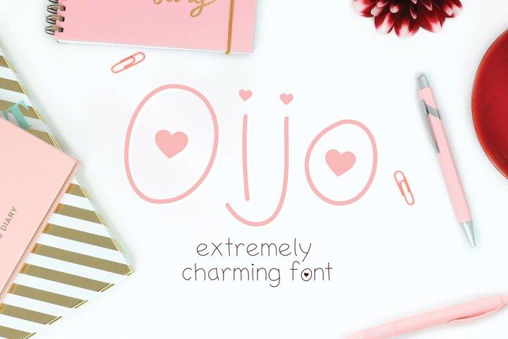 Oijo Font