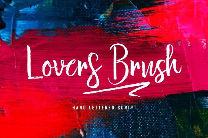 Lovers Brush