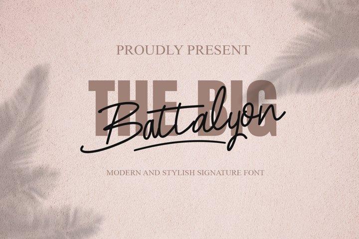 The Big Battalyon