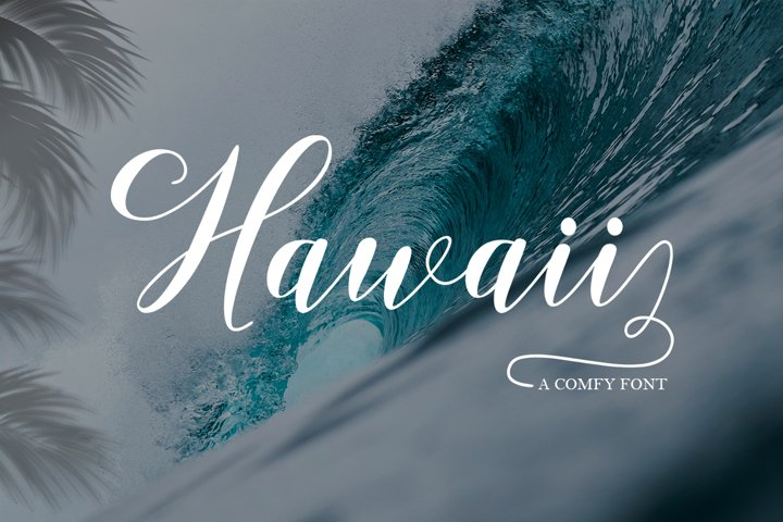 Hawaii Script