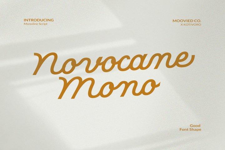 Novocane Mono