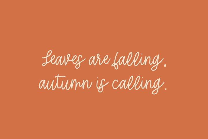 Hey Pumpkin Script Font - Free Font Of The Week Design6
