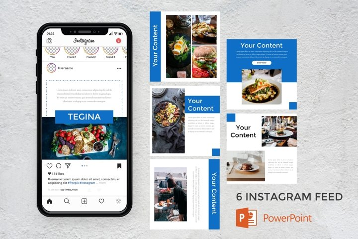 Instagram Feed - Tegina
