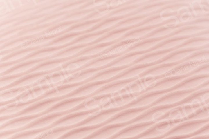 Soft blurred pale pink rib fabric texture background