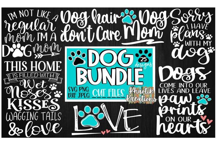 Dog Bundle Svg, Dog Mom Svg, Dog Life Svg, Dog Love Svg