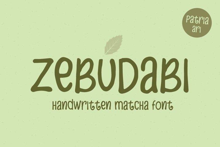 Zebundabi