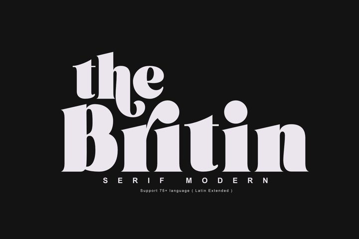 Britin Font