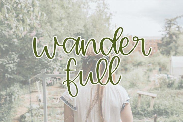 Wander Full