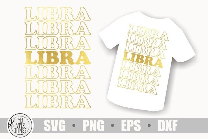 Libra Zodiac sign svg, Birthday svg, Horoscope svg