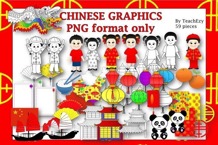 Chinese Theme Graphics