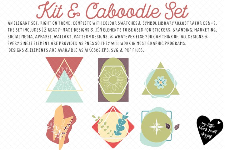 Kit and Caboodle Set