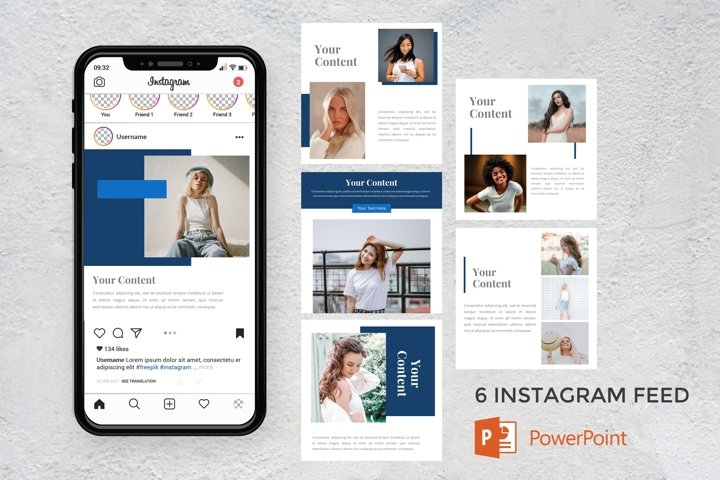 Instagram Feed - Oura