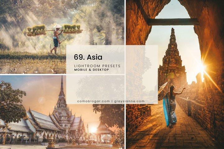 69. Asia Presets