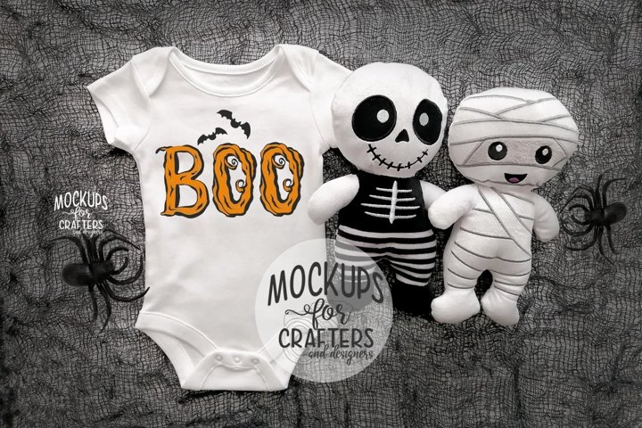 Halloween, Baby Bodysuit - BONUS PHOTO INCL